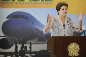 Brazilian President Dilma Rousseff. Photo by Wilson Dias/ABr.