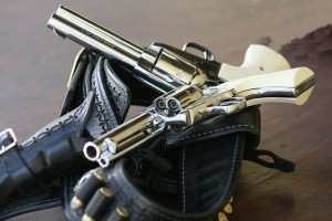 Gun by Brazilian company Taurus have proved popular in the US. Photo by Flickr/castironskillet.