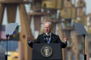 US Vice President Joe Biden in Rio de Janeiro. Photo from Yahoo! News.