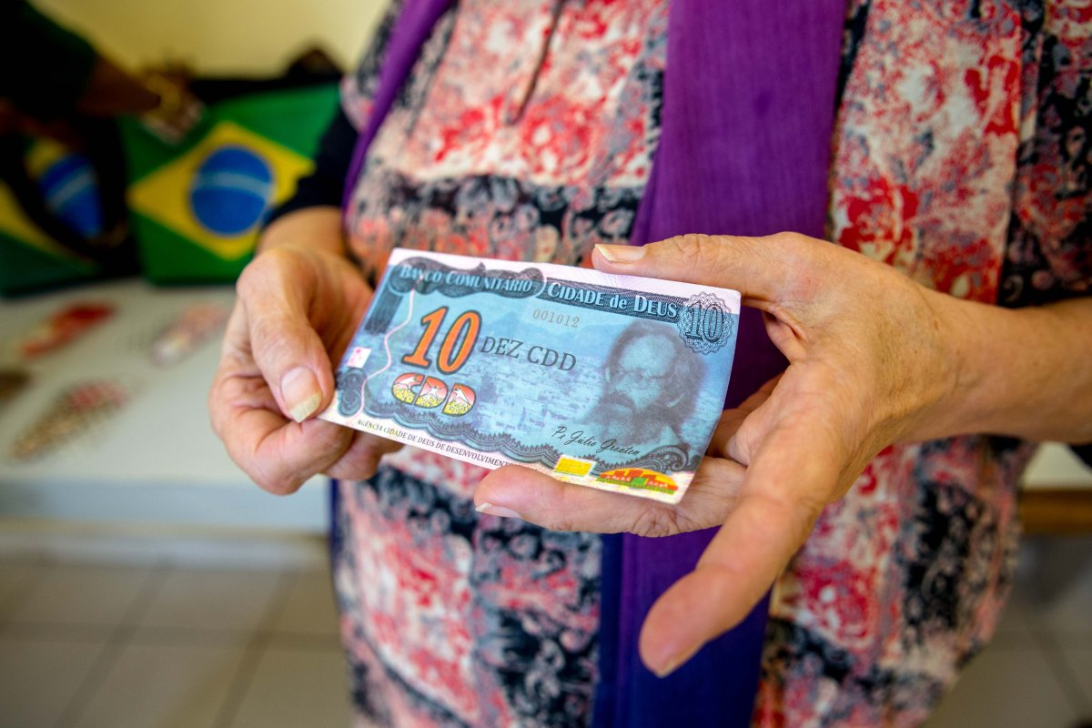 Brazil's City of God in local currency drive to boost trade