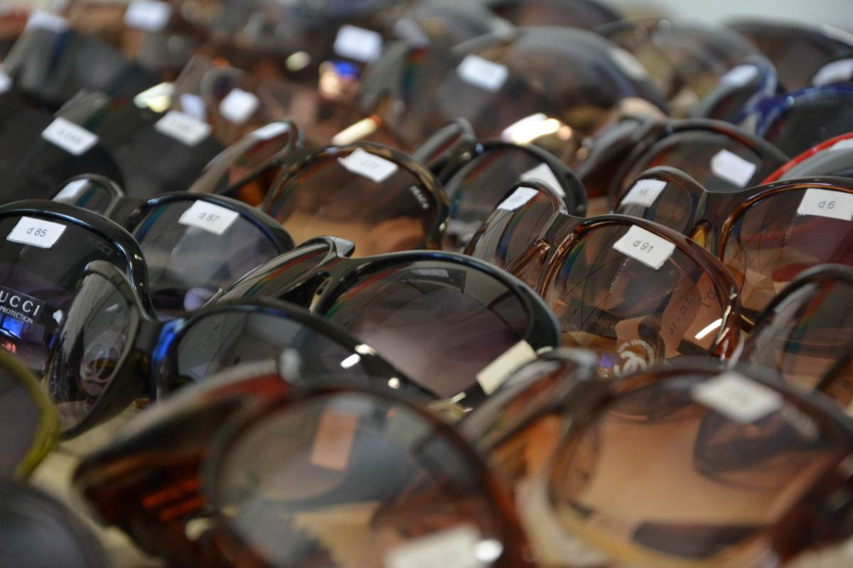 Brazil scientists devise sunglasses UV protection checkpoint - BBC TV report